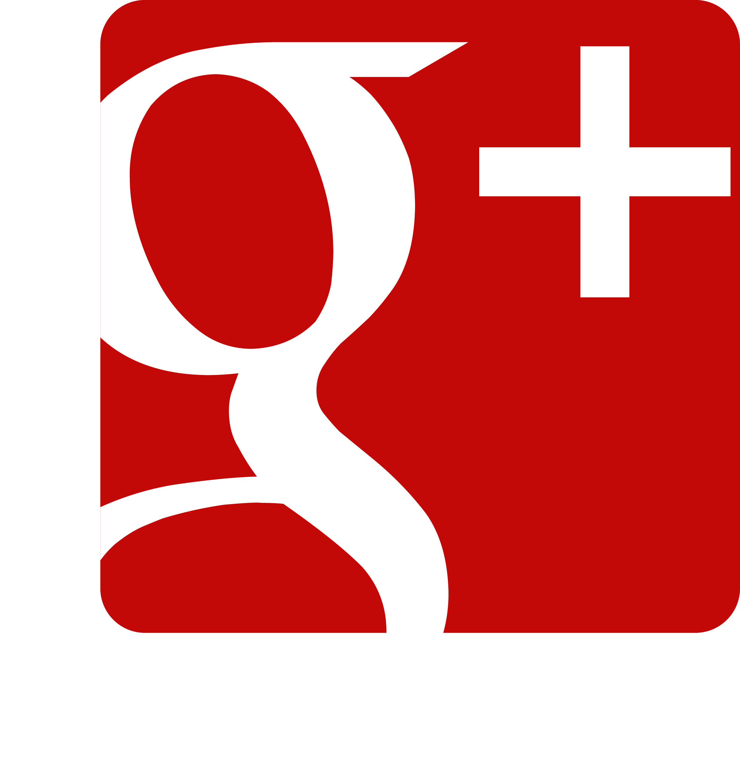 6 Google Plus Icon Transparent Images