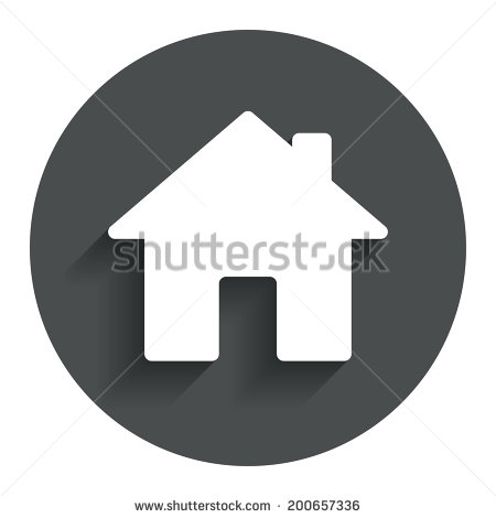 Homepage Symbol Vector Icon