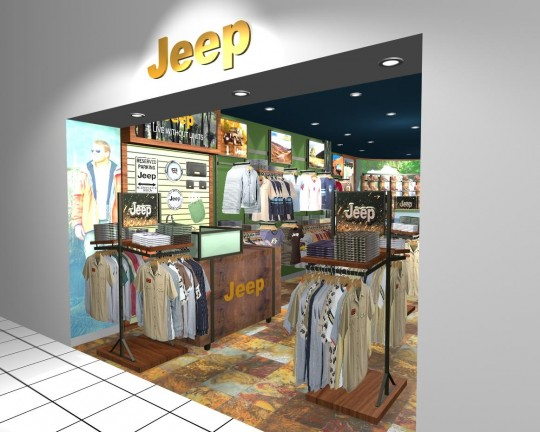 Clothing store software