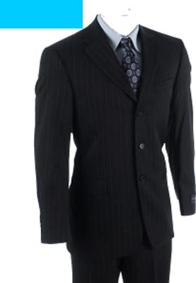 8 Suit Model PSD Images