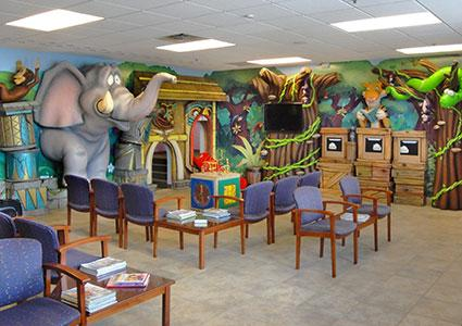 14 Pediatric Waiting Room Design Images