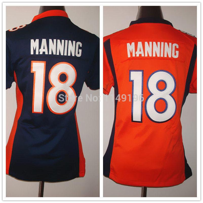 Peyton Manning Denver Broncos Jersey