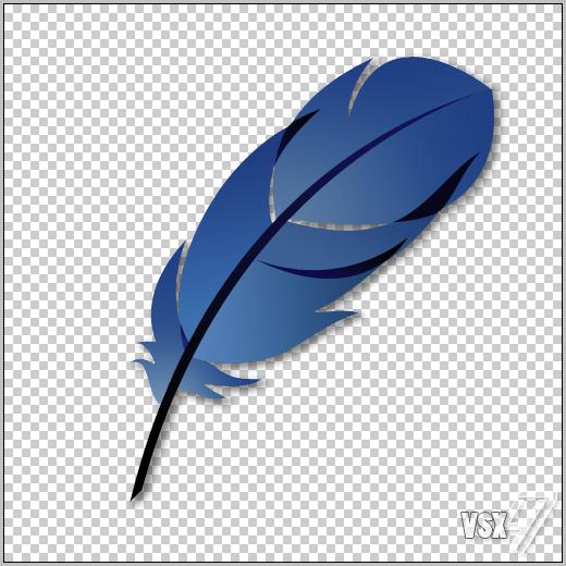 Photoshop Feather