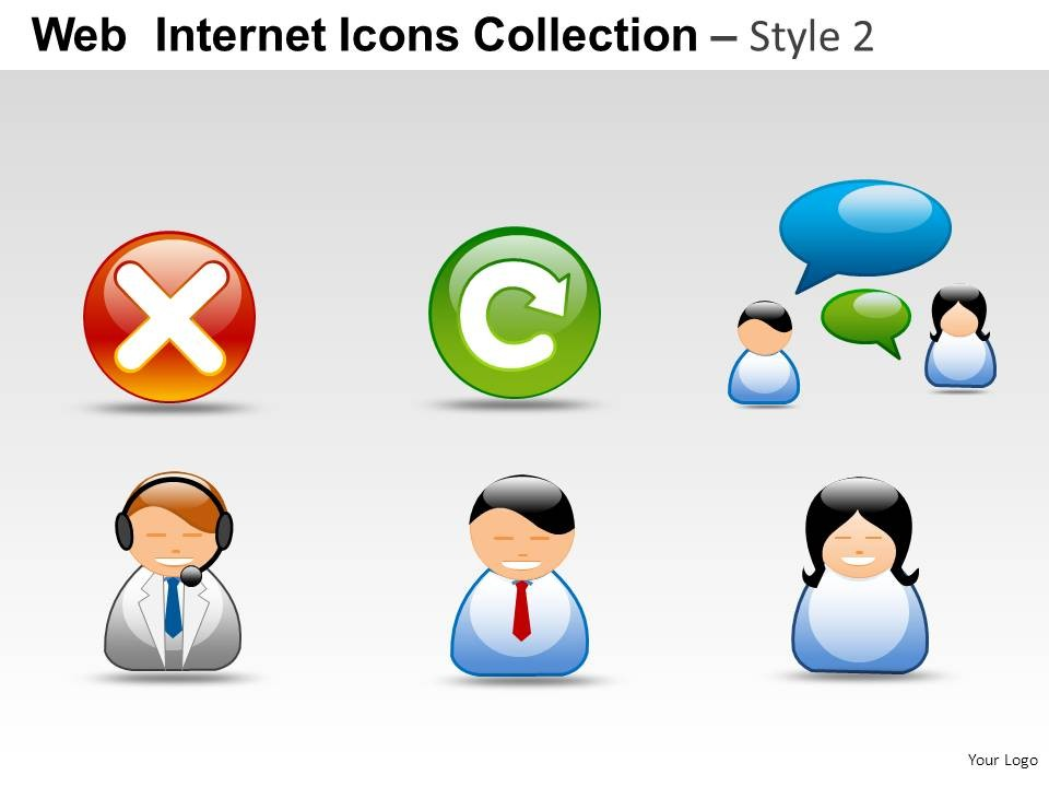 17 Free Icons For PowerPoint Presentations - 51.3KB