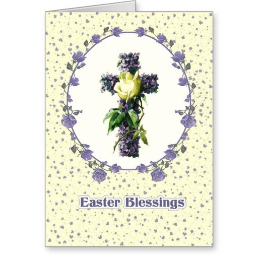 Easter greetings religious