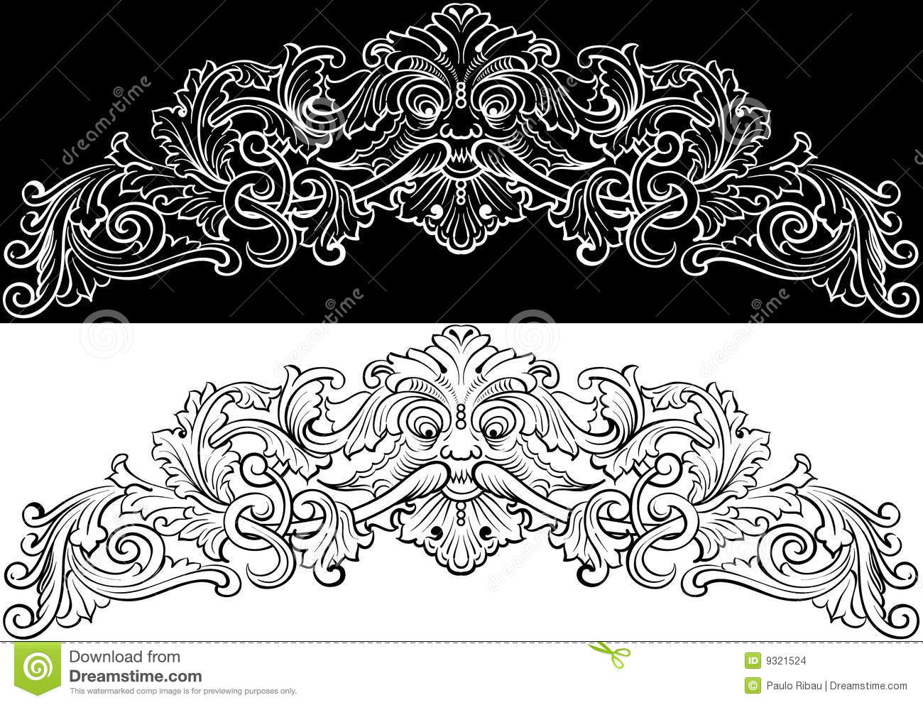14 scroll work vector images free scroll work clip art for Window scroll function