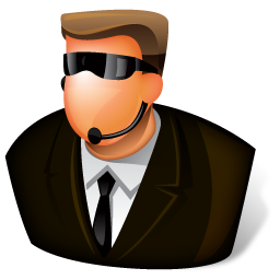 9 Security Guard Icon Images
