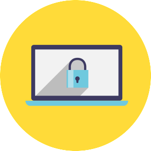 10 Computer Security Icon Images