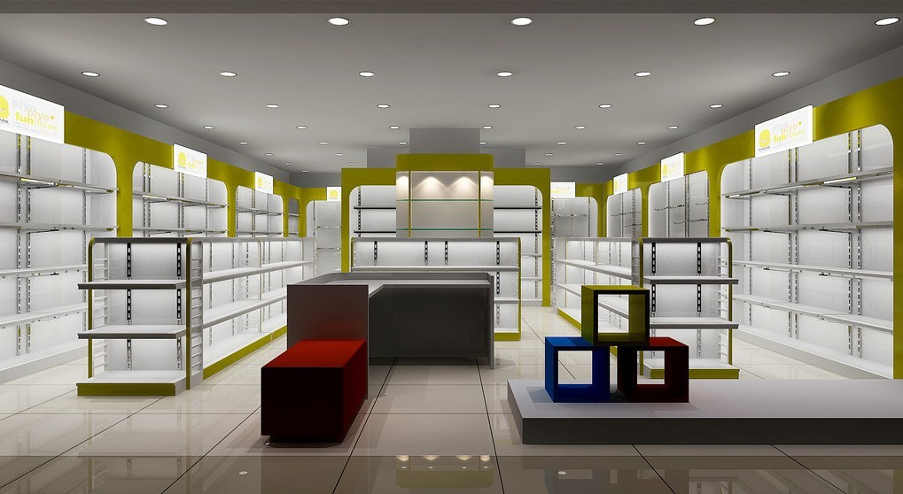 16 3d Garment Shop Design Images Retail Store 3d Design