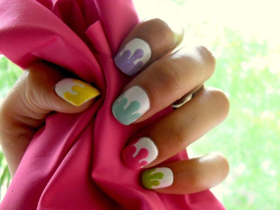 Summer Nails Art Designs 2014