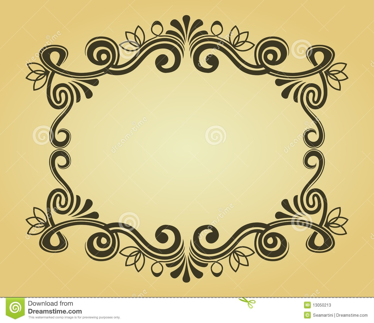 13 vintage border and frames designs images vintage