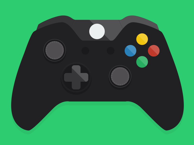 12 Xbox Game Controller Icon Images Xbox One Controller Icon