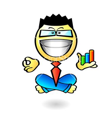 Yoga Emoticons Smiley 'S