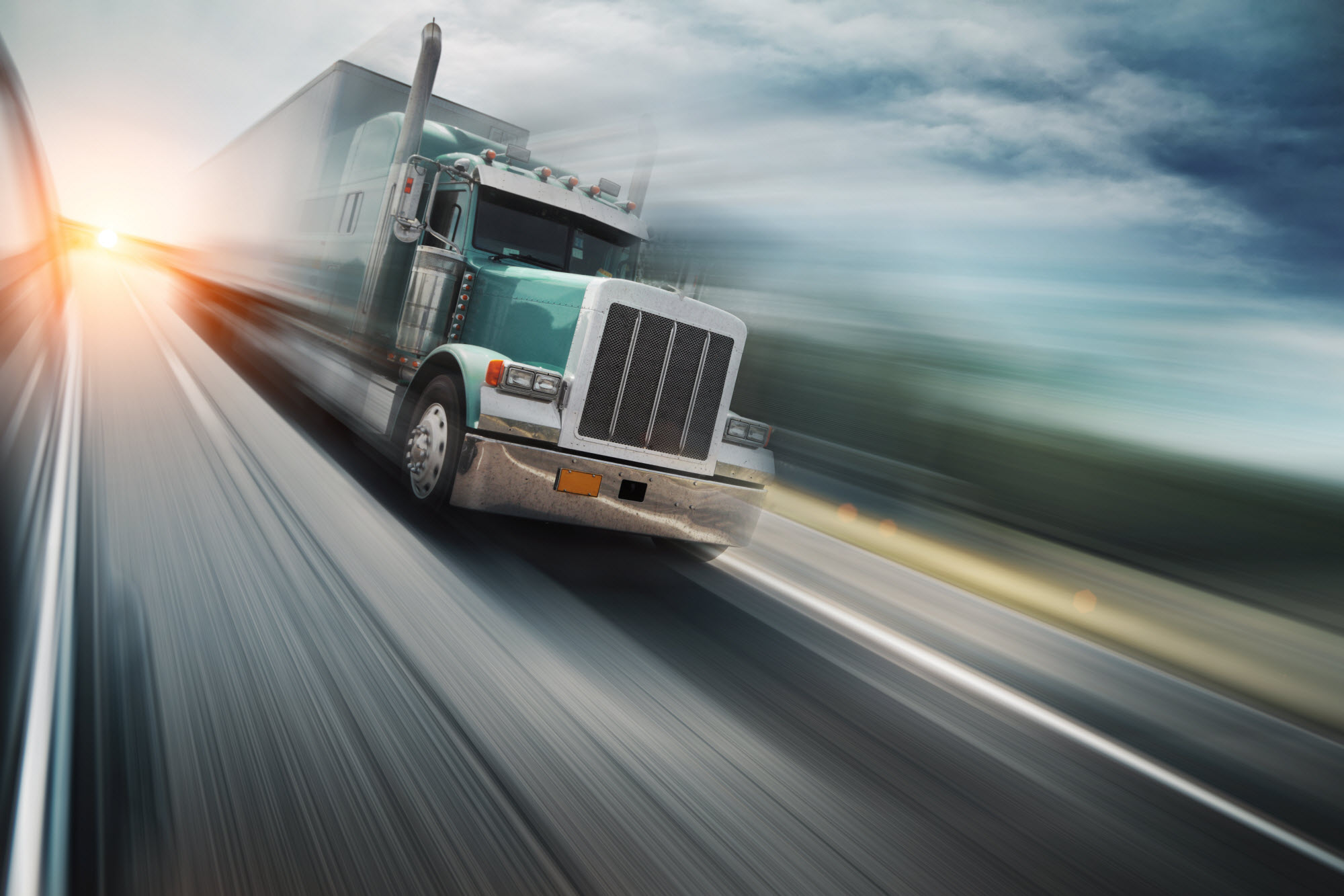 18-Wheeler Tractor-Trailers Truck