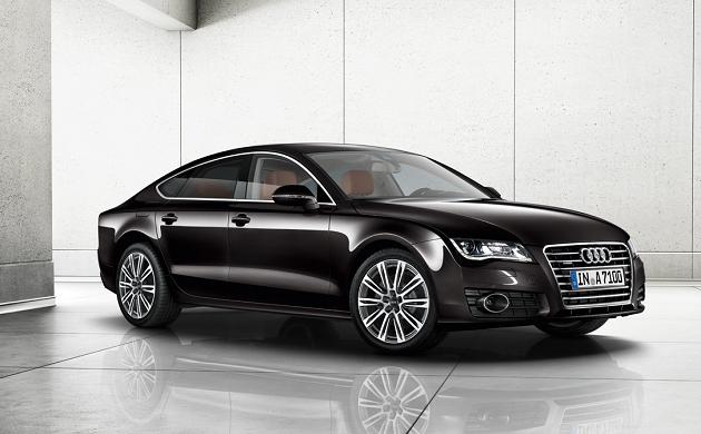 2014 Audi A4 Black