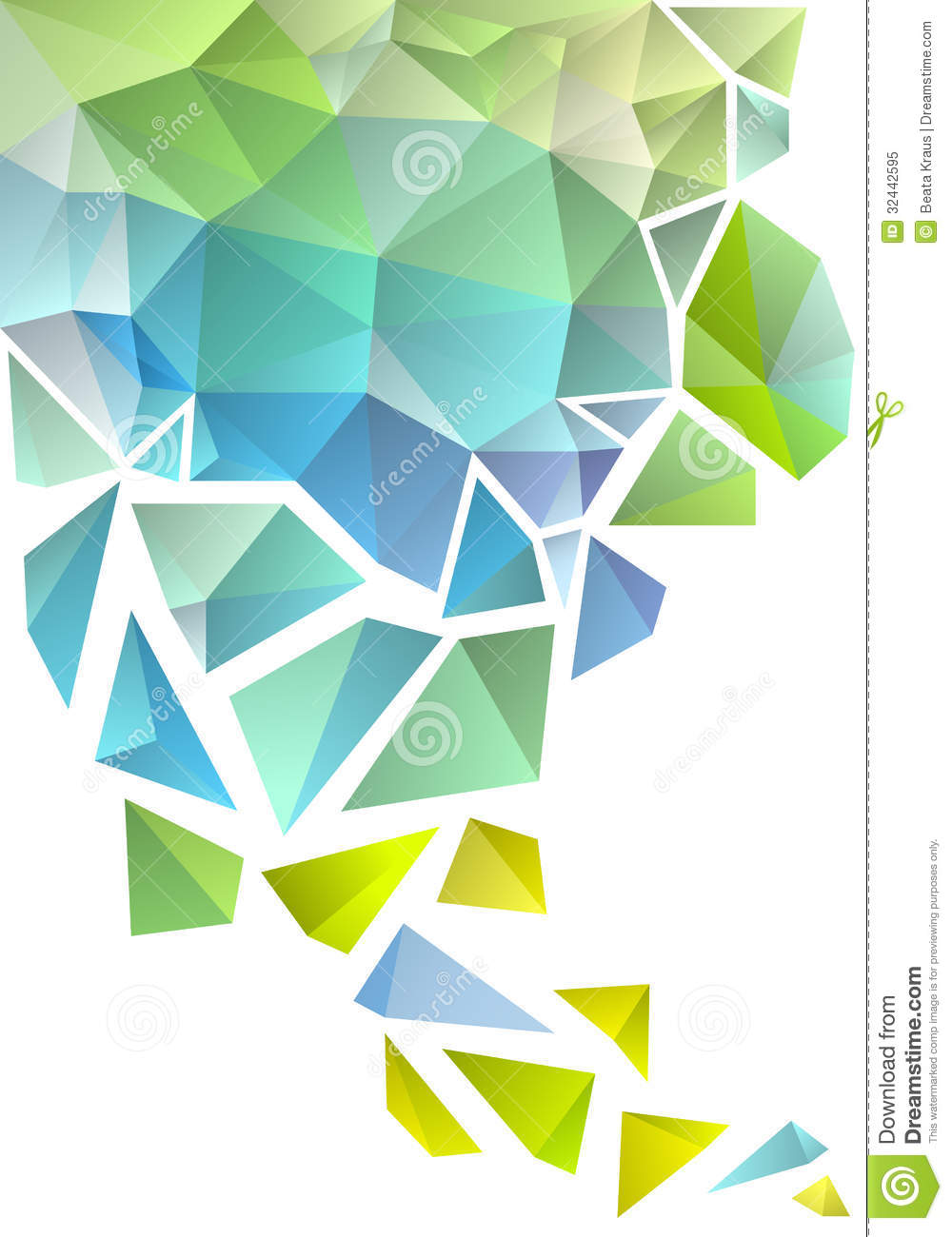 Abstract Vector Polygon