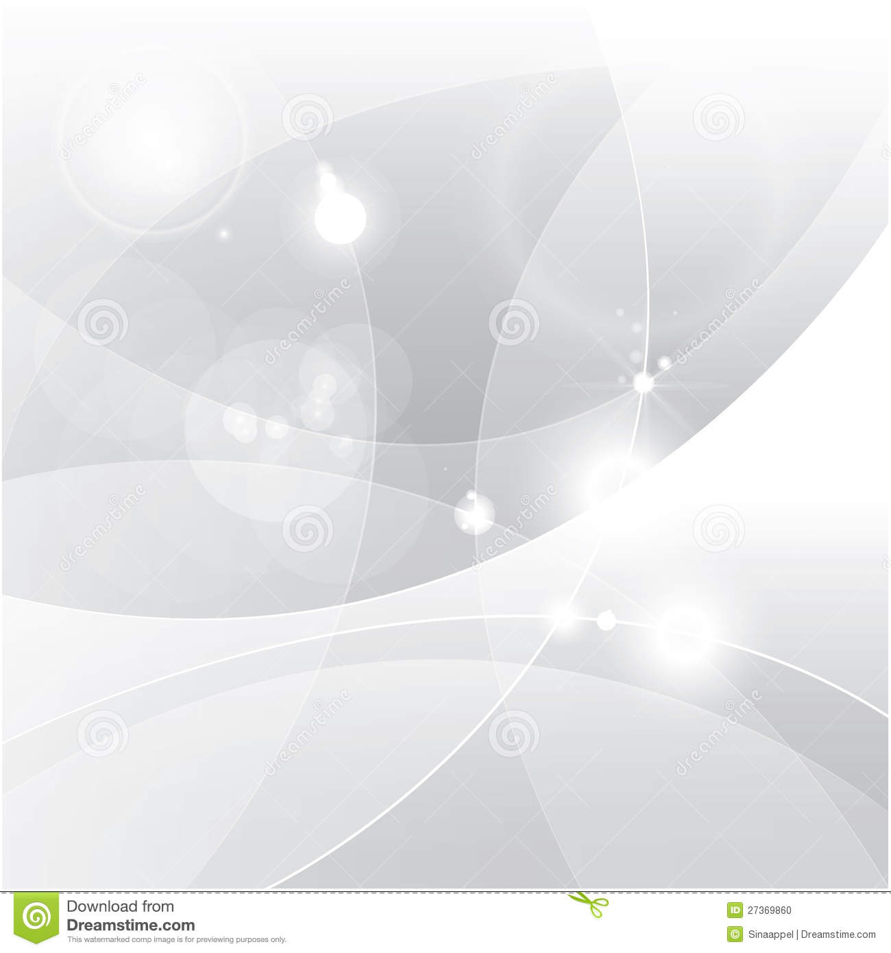 Abstract Vector Silver