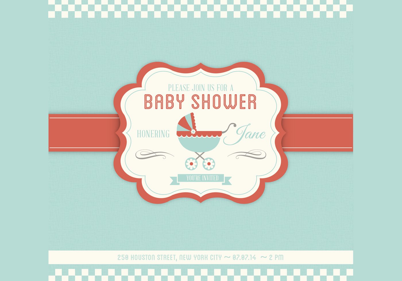 100+ [ Baby Shower Templates Free Download ] | Free ...