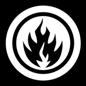 Black Label Skateboard Logo