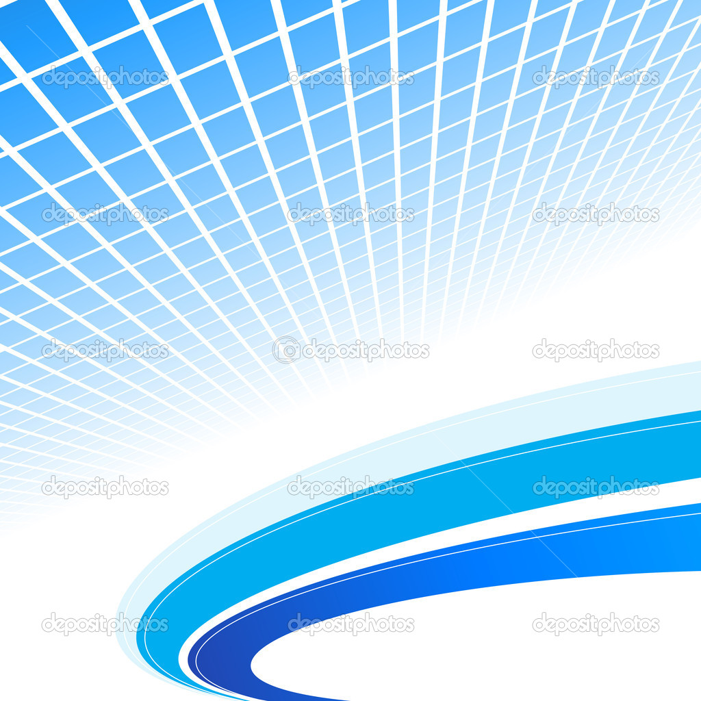 Blue Background Vector Clip Art