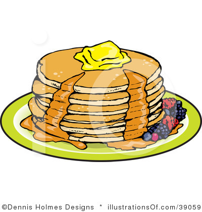 Breakfast Clip Art Free