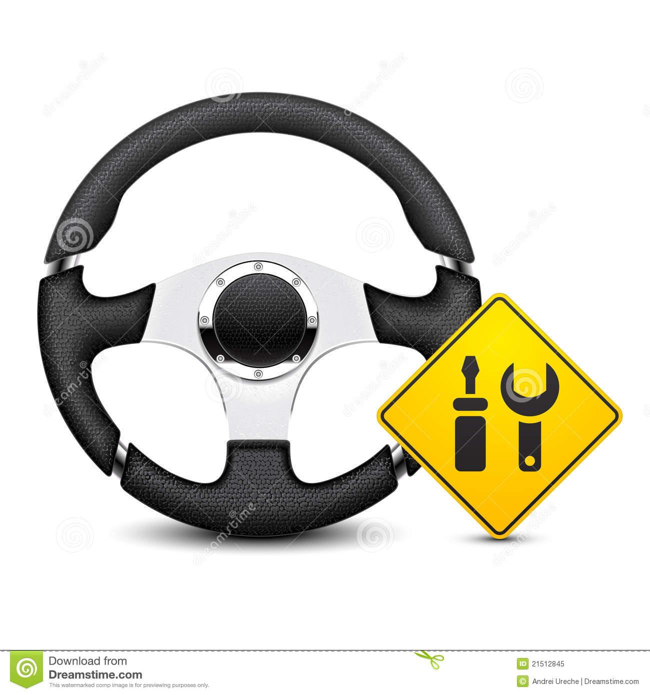 Car Service Icon Free