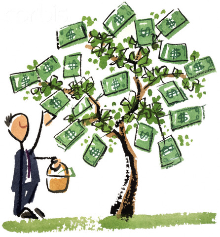 17 Fundraising Graphic Tree Images