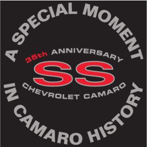10 2000 Camaro Logo Vector Images