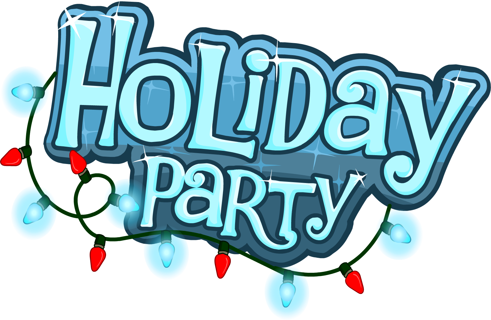 16 Holiday Party Graphics Images