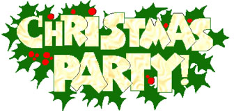 christmas party images clip art