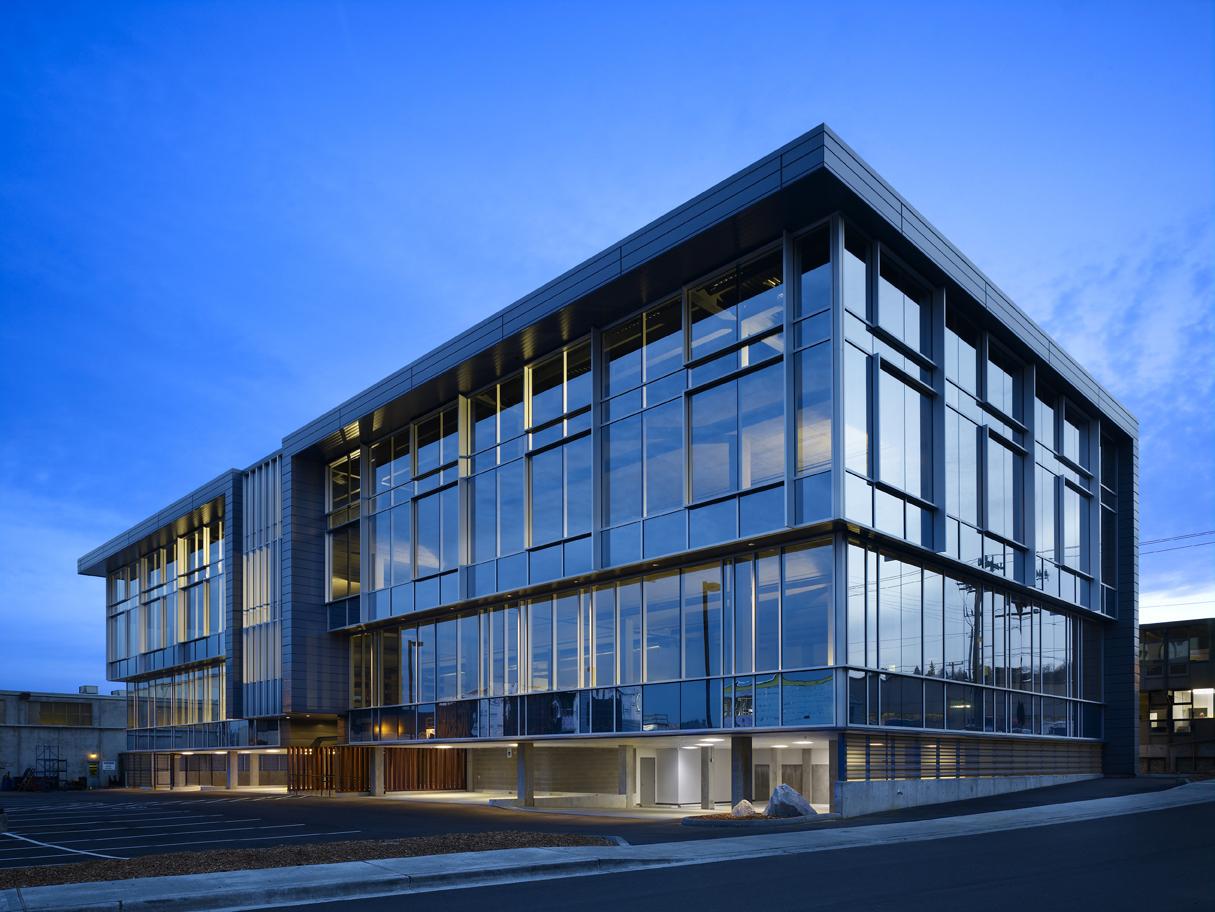 Commercial Office Building Design