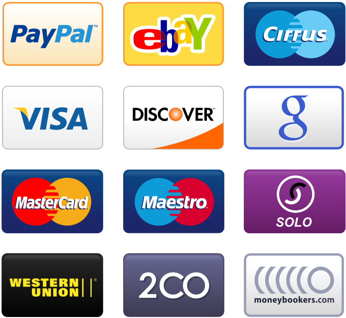 8 Credit Card Icons Free Images