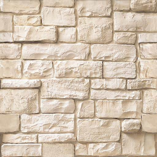 Cultured Stone Wall Texture Photoshop