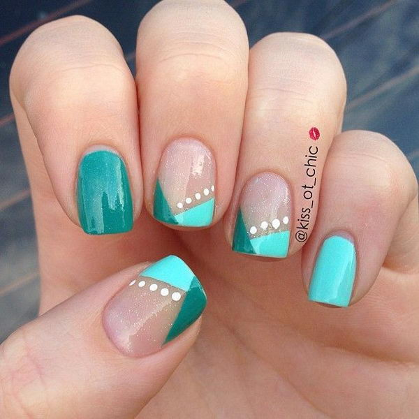 18 Cute Easy Nail Designs For Beginners Images