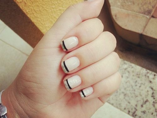 Cute Simple and Easy Nail Designs