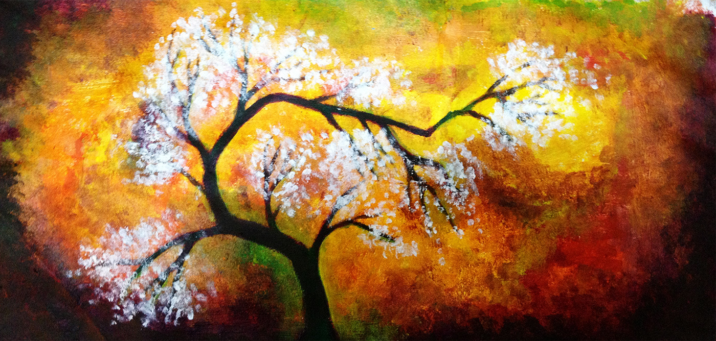 Acrylic Painting Ideas Designs