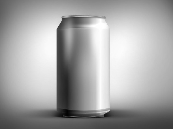 15 Blank Soda Can PSD Images