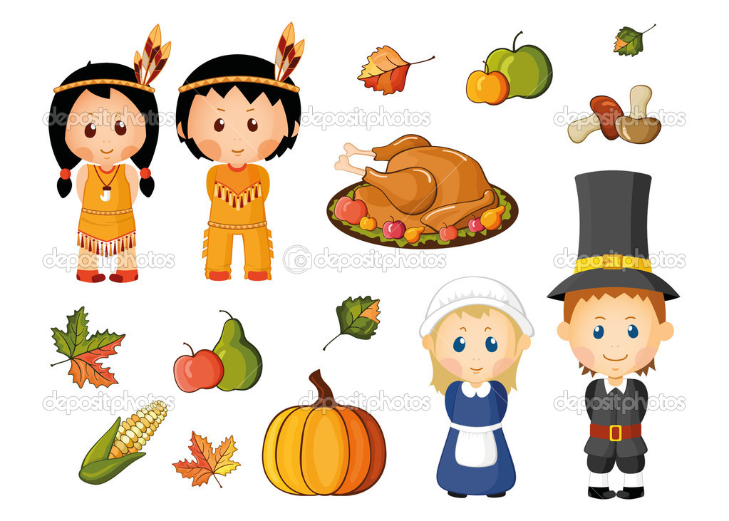 Facebook Thanksgiving Icons