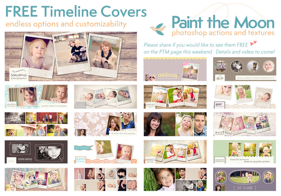 16 Facebook Cover PSD Template Free Images