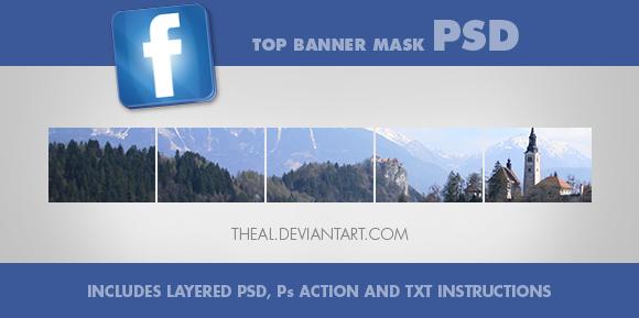 13 Facebook Banner PSD Images