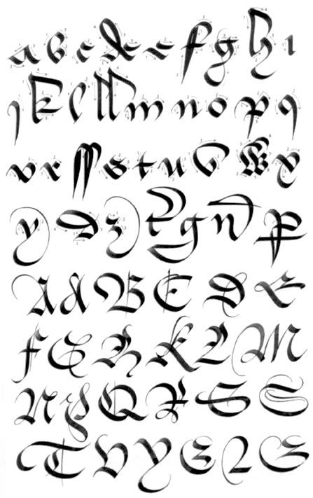 7 gothic cursive font images gothic font alphabet letters download amigos para siempre letras. Black Bedroom Furniture Sets. Home Design Ideas