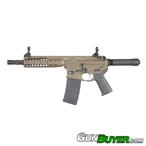 12 LWRC PSD Pistol Review Images