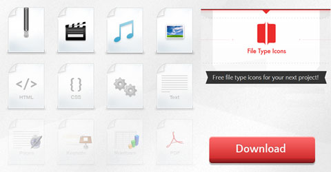 15 Projects Folder Icon Filetype Template Images