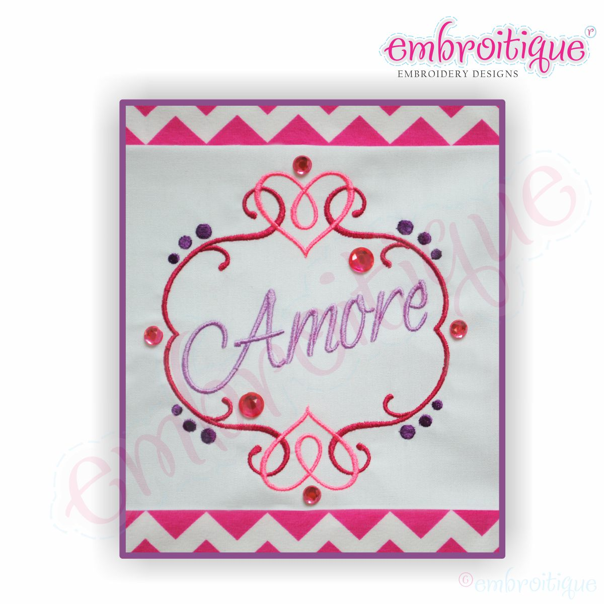 Font Frame Embroidery Designs