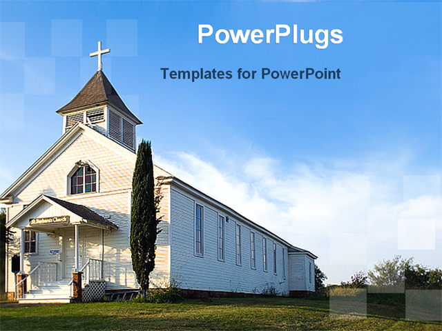 16 Church PowerPoint Templates Free Download Images - Free