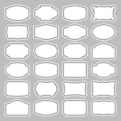 Free Printable Blank Labels