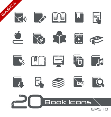 Free Vector Book Icon
