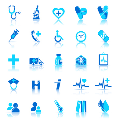 Free Vector Icons Health Care