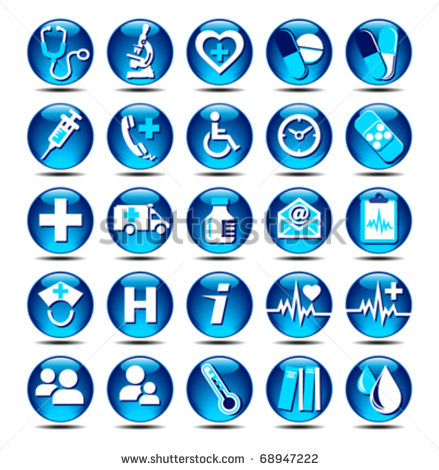 16 Simple Vector Icons Health Care Images