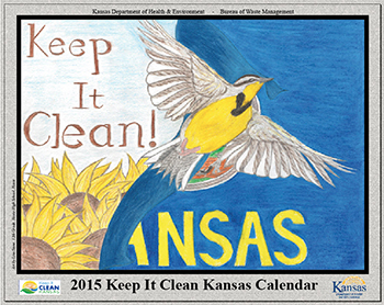 Keep It Clean Kansas Calendar Contest